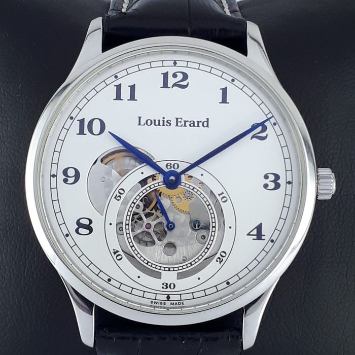 Louis Erard - Open Heart - Ref: 217 - Heren - 2011-heden