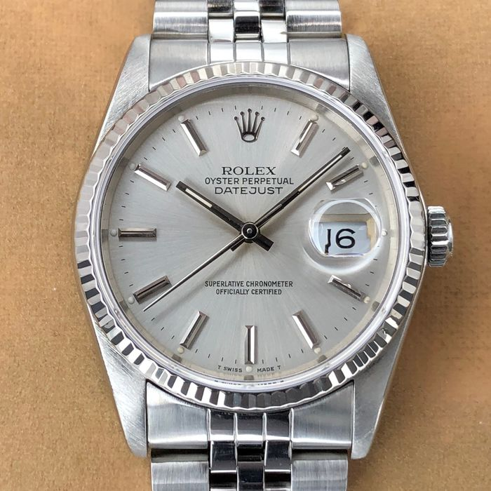 Rolex - Datejust - 16234 - Men - 1988