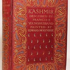 Francis Younghusband/ Major E. Molyneux (Illustrator) - Kashmir - 1909