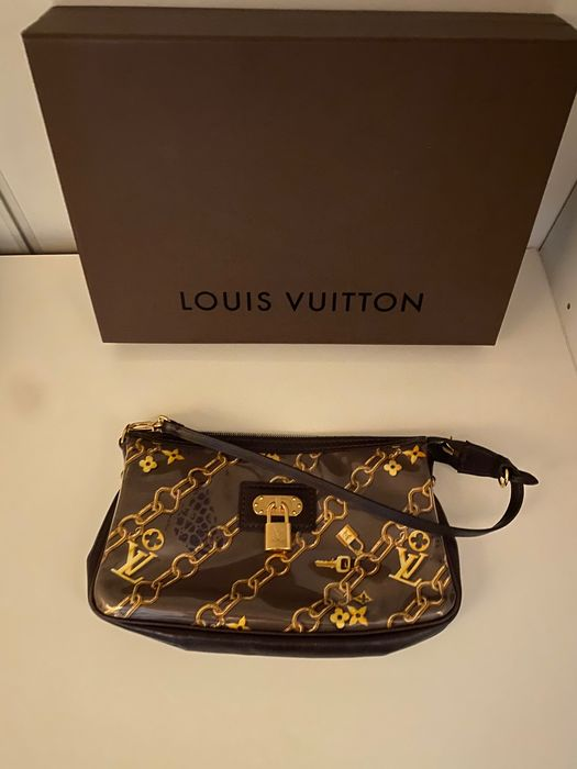 Louis Vuitton - Lock Charms Pochette Accessories Bag