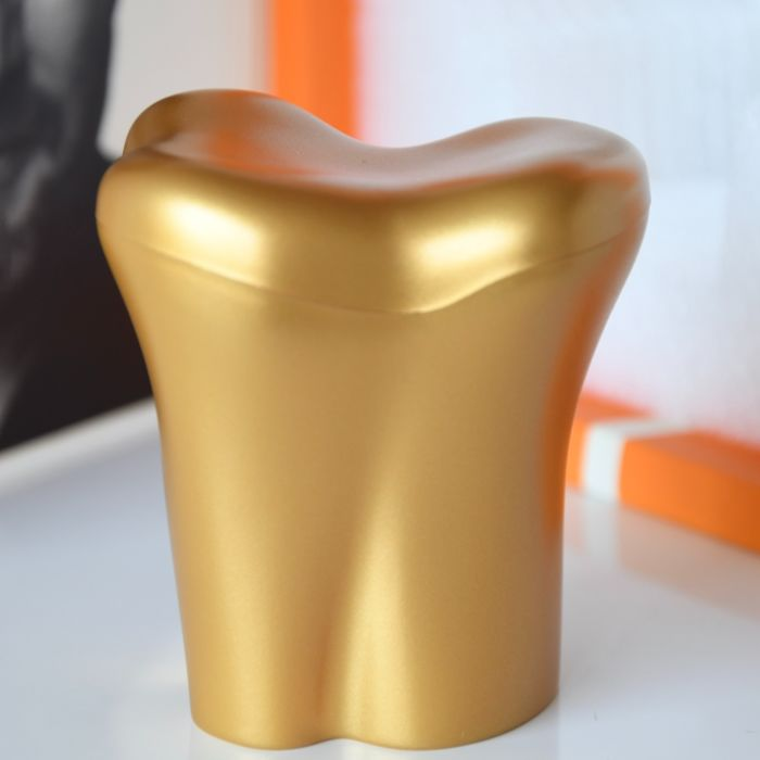Philippe Starck - xO - Collector's box The Tooth - Miniature gold in giftbox