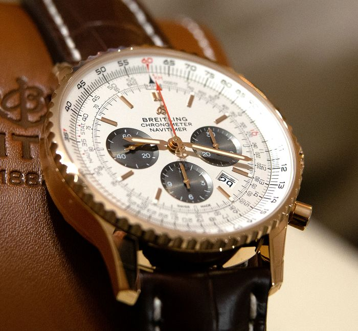 Breitling - Navitimer B01 - Ref. RB0127121G1P1 - Hombre - 2011 - actualidad