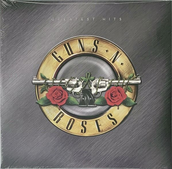 Guns 'n Roses - Greatest Hits || Limited Edition || Mint&Sealed !!! - 2xLP Album (dubbel album) - 2020/2020