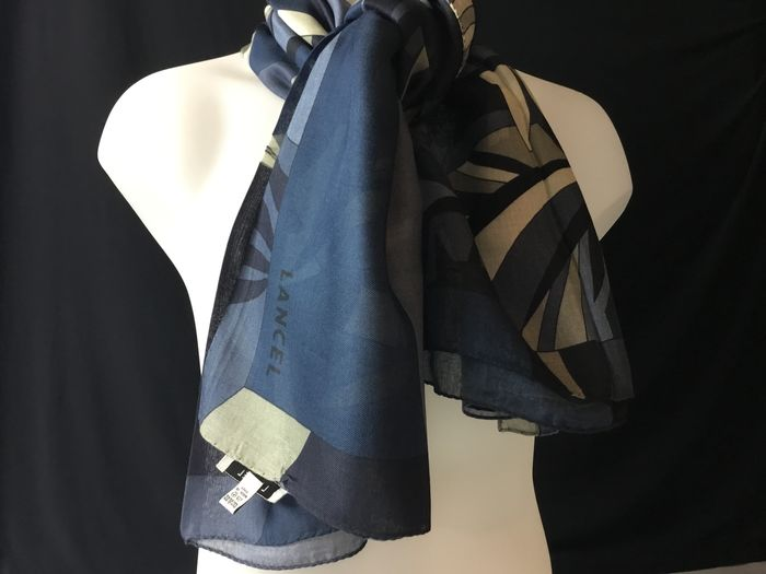Lancel - FRENCH LUXE Scarf