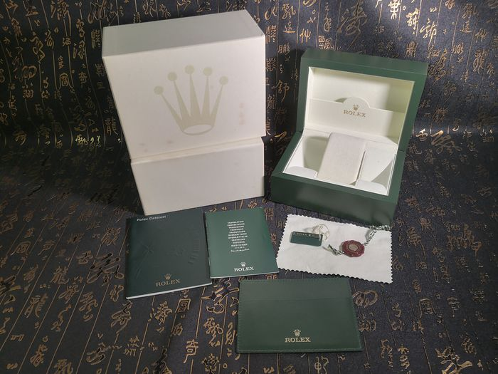 Rolex - Original Rolex datejust Watch Box full set - 39137.71 - Unisex - 2000-2010