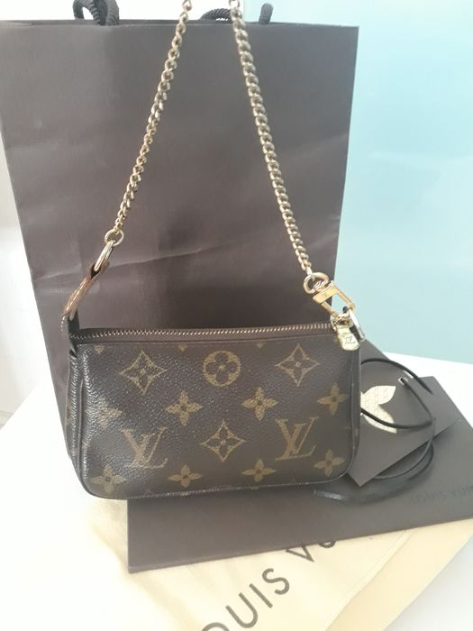 Louis Vuitton - Mini accessoires Clutch bag