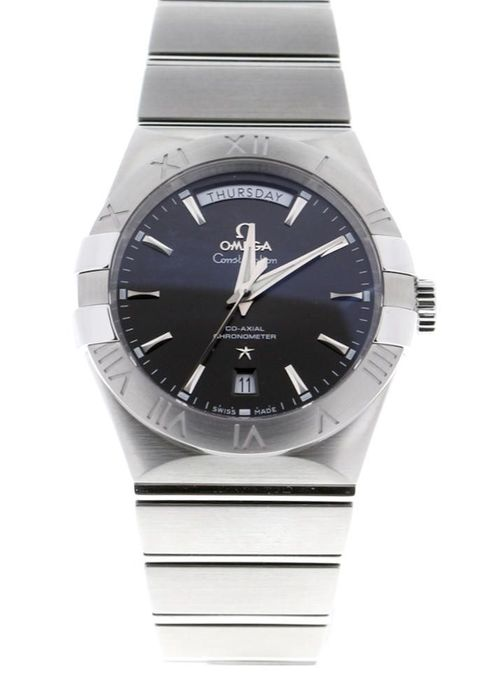 Omega - Constellation Day-Date - 123.10.38.22.01.001 - Unisex - 2020