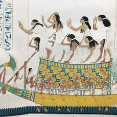 John Gardner Wilkinson- Manners and Customs of the Ancient Egyptians - Platendeel - 1841