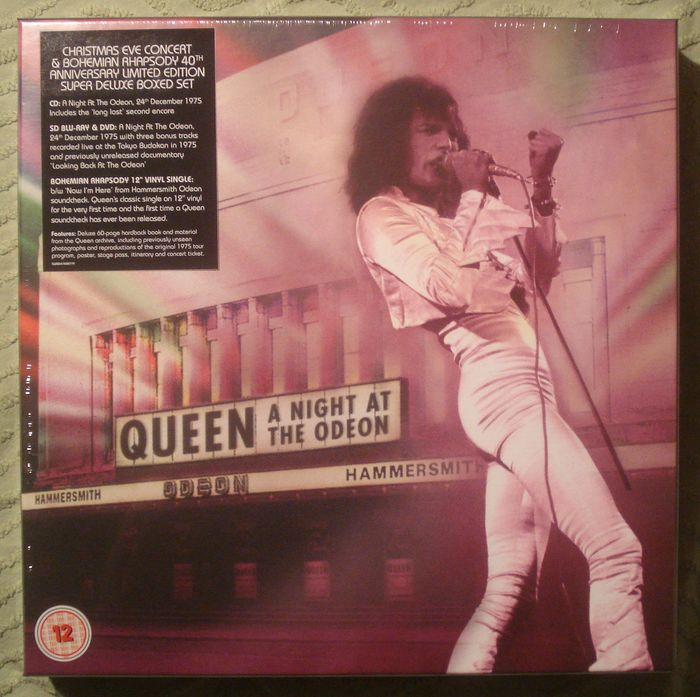 Queen - 'A Night at the Odeon' Super Deluxe Boxed Set - Cofanetto - 2015