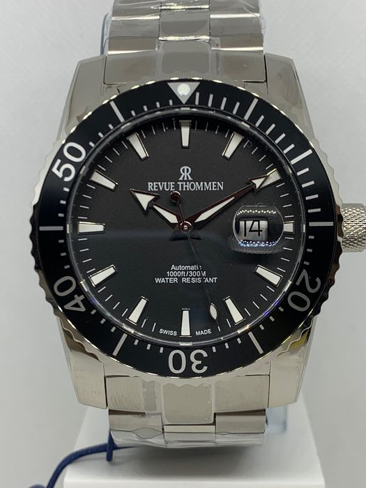 Revue Thommen - Diver Automatic - 7030.2137 - Men - 2011-present