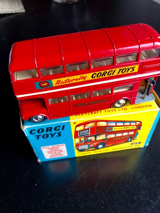 Corgi - 1:43 - 468 London Bus