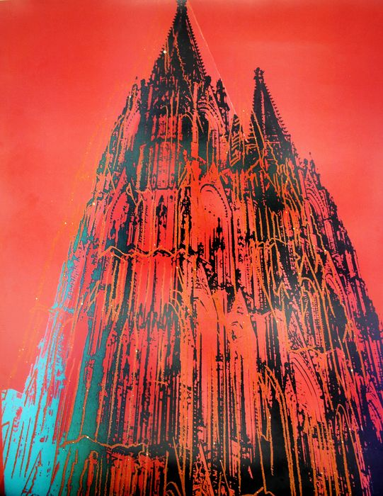 Andy Warhol (after)   - Cologne Cathedral