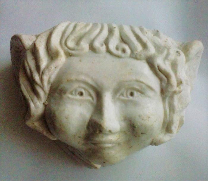 marble font - Marble - 18/19 period