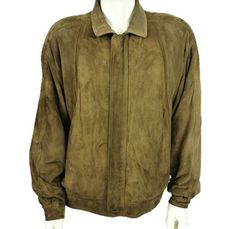 Burberrys - Leather jacket - Size: L, XL, 56