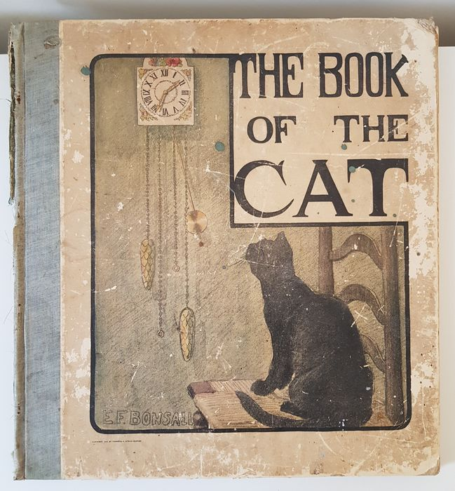 Elisabeth F. Bonsall & Mabel Humphrey - The Book of the Cat - 1903