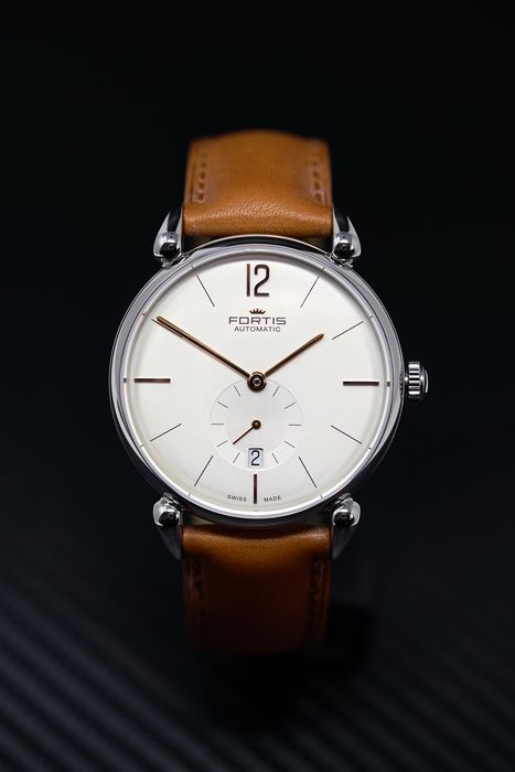 Fortis - Terrestis Orchestra A.M Small Seconds - 901.20.11 L.01 - Men - BRAND NEW