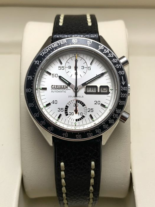 "Citizen - 'Speedy' Chronograph - ""NO RESERVE PRICE"" - Heren - 1970-1979"