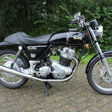 Norton - Commando - 850 cc - 1973