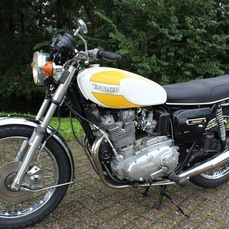 Triumph - T160 Trident - Electric Start - 750 cc - 1975
