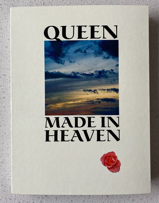 Freddie Mercury, Queen - Artisti vari - Queen Made In Heaven (Limited edition box set) - Titoli vari - CD, CD, Cofanetto in edizione limitata, Edizione limitata - 1995/1995
