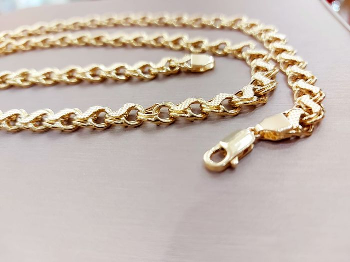 18 kt. Yellow gold - Necklace, Necklace
