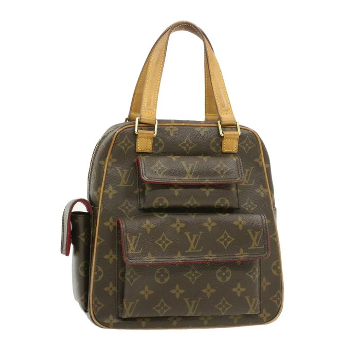 Louis Vuitton - Monogram Excentri Cite Handbag