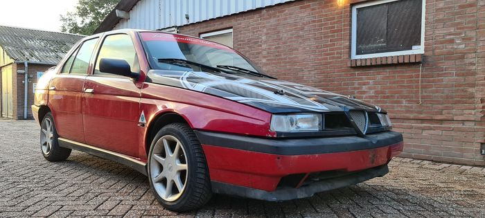 Alfa Romeo - 155 Q4 Limited Edition - 1994