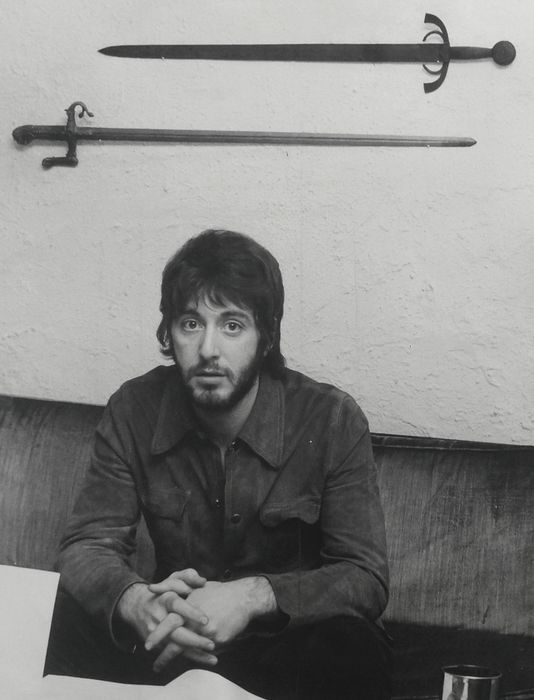 UPI - Al Pacino, New York, 1973