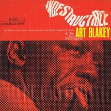 Art Blakey & The Jazz Messengers - Indestructible - LP Album - 1966