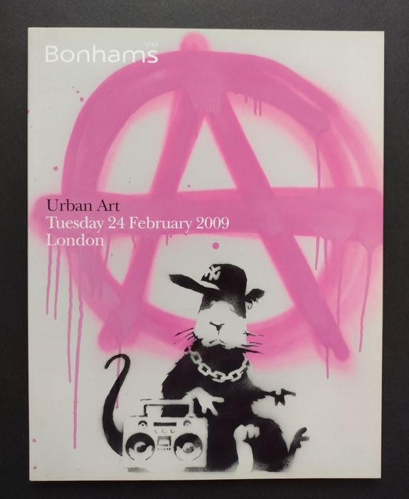 Banksy - Urban Art - 2009