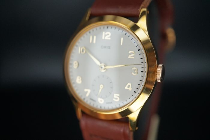 Oris - New Old Stock - Hombre - 1940