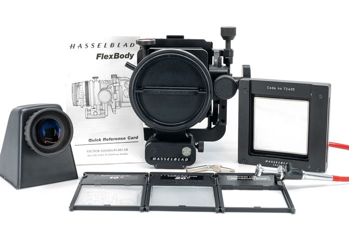 Hasselblad Hasselblad Flexbody outfit