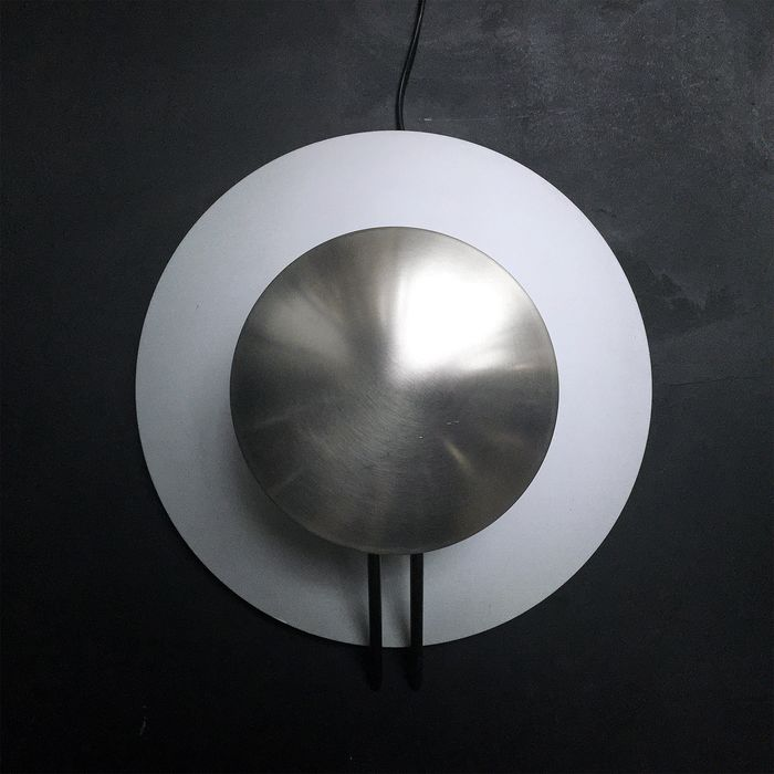 Luciano Cesare - Tre Ci Luce - Two wall lamps - Vega 33