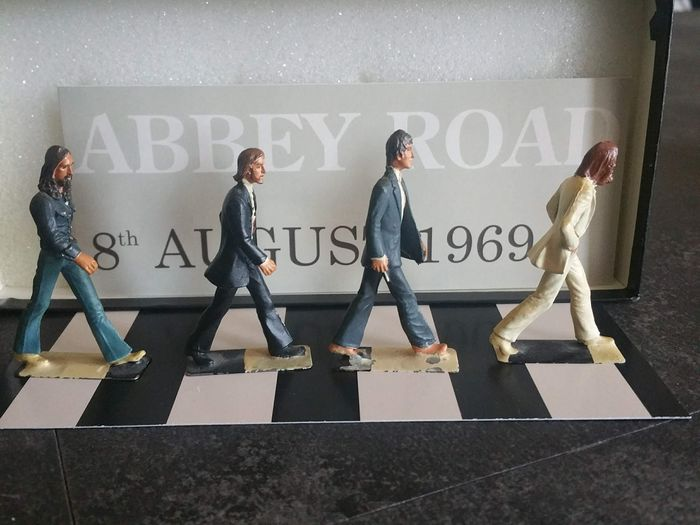 Beatles - 2 complete boxes :abbey road and help - Verschillende media - 1988/1988