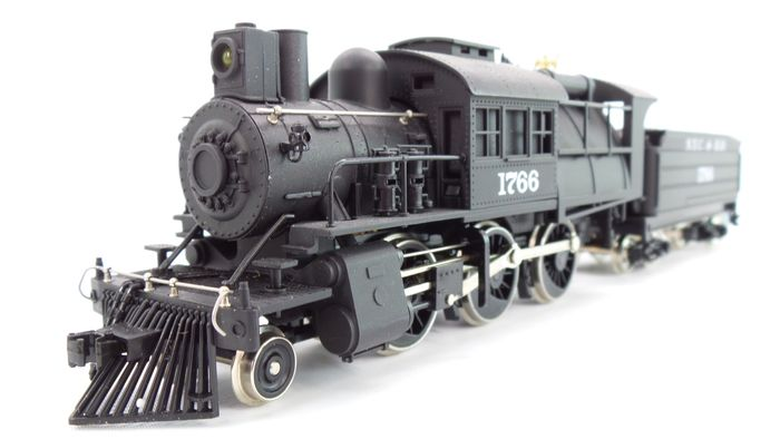 Mehano H0 - T241 1935 - Stoomlocomotief met tender - 2-6-0 'Camelback' - New York Central