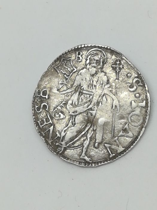 Italy, Republic of Florence. Grosso 1511-(II periodo)