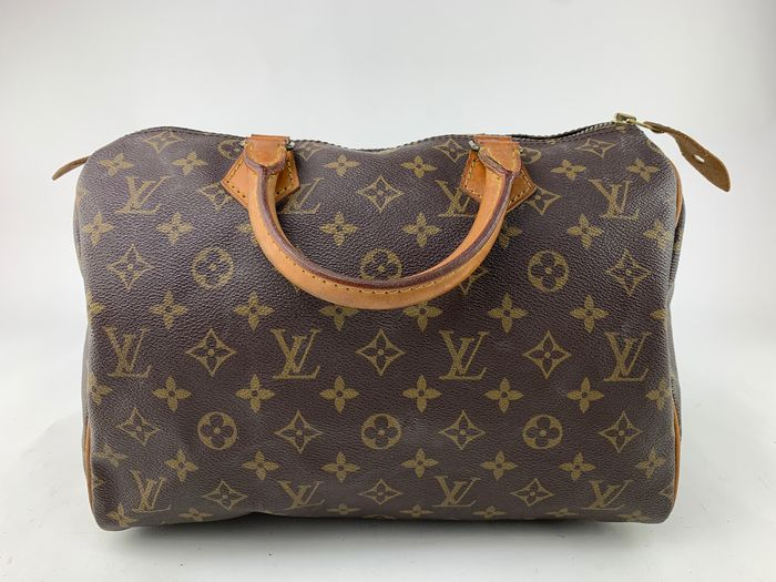 Louis Vuitton - M41526 Speedy 30 Monogram Boston - Bolso de mano