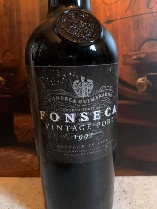 1992 Fonseca Vintage Port - 1 Bottle (0.75L)