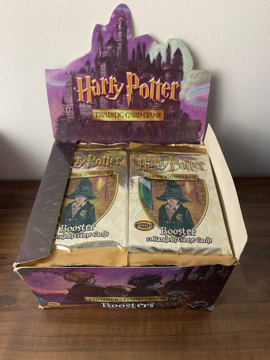 Harry Potter - Harry Potter - Trading card Harry Potter TCG Booster Display 36 Packs sealed - 2001