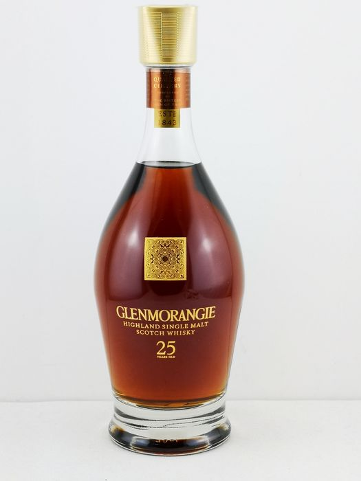 Glenmorangie 25 years old Quarter Century - Original bottling - 70cl