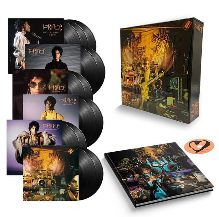 Prince - Sign 'O' The Times - Deluxe 13 Records - DVD, Gelimiteerde boxset, LP Boxset - 2020/2020