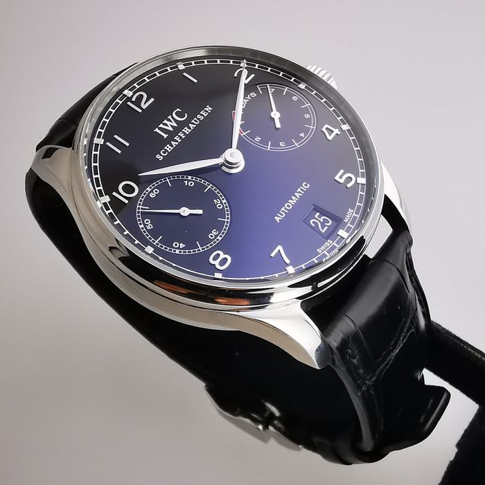 IWC - Portuguese Automatic 7 Days In House Movement - Ref. IW5001 09 - Hombre - 2011 - actualidad