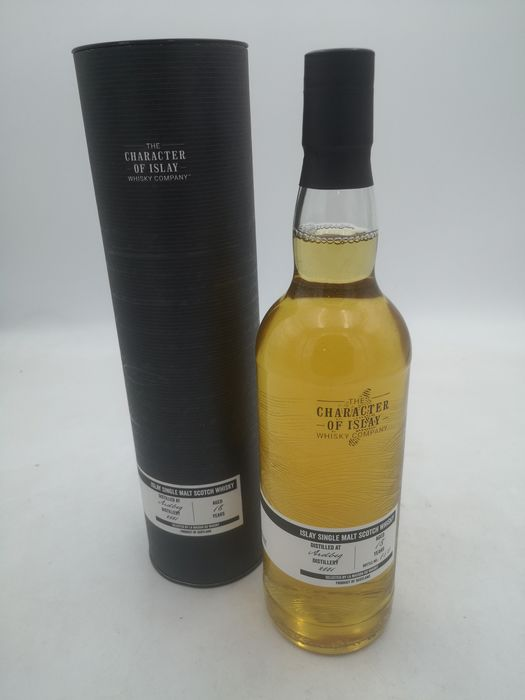Ardbeg 2001 18 years old Character of islay - for LMDW - 70cl