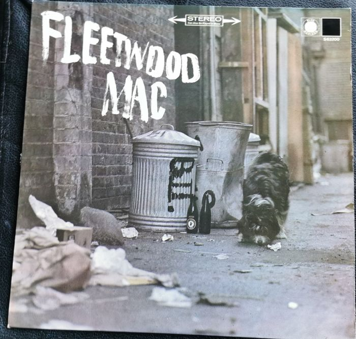 Fleetwood Mac & Related, Duster Bennett & his House Band - Différents titres - LP's - 1968/1968