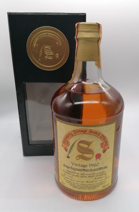 Glen Keith 1967 21 years old - Signatory Vintage - b. 1989 - 75cl