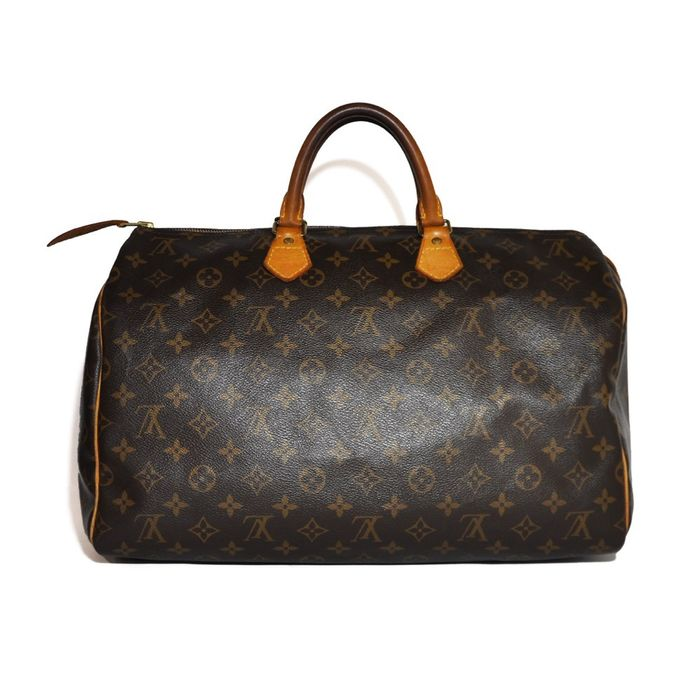 Louis Vuitton - Speedy 35 - Bolso de mano