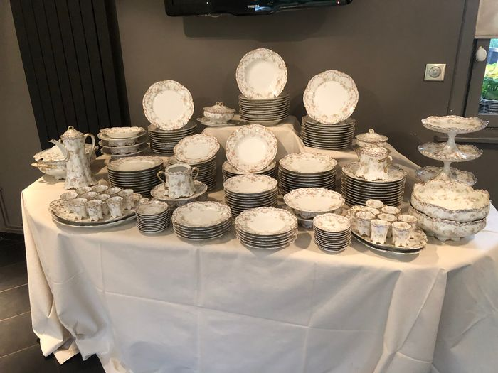 Haviland - Table service (144) - Porcelain