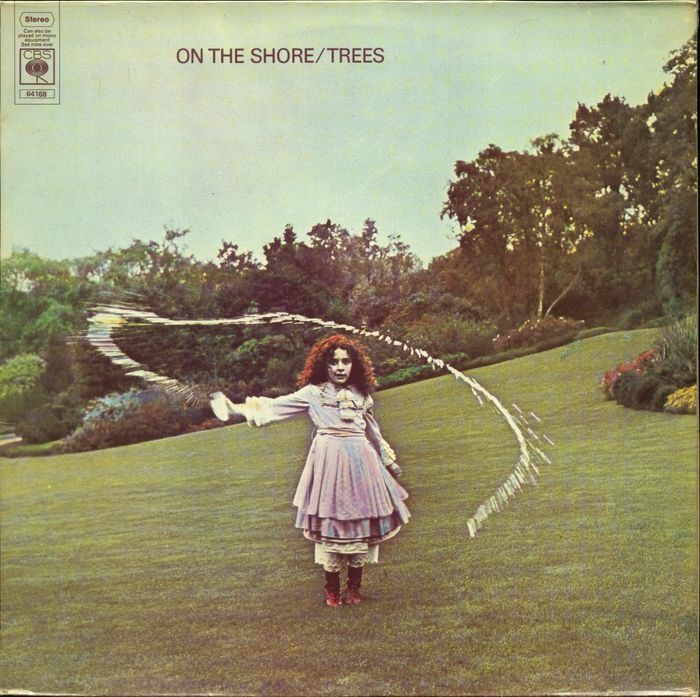 The Trees - Polly On The Shore [Dutch Pressing] - LP's - 1970
