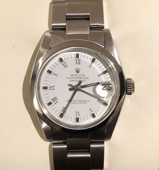 Rolex - Oyster Perpetual DateJust - 6824 - Donna - 1980-1989