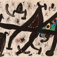 Prints & Limited Editions Auction (Joan Miró)